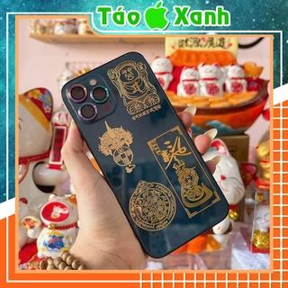 Miếng Dán Linh Phù - Tài Lộc, May Mắn, Phong Thuỷ (Dán Điện Thoại, Đồ Dùng ...) thumbnail