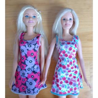 Búp bê Barbie chính hãng khớp ẩn + 2 tặng giày