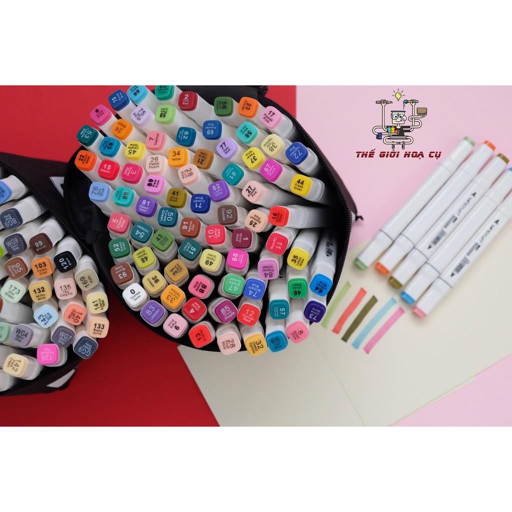 Bút Marker MingYun bộ 40 màu