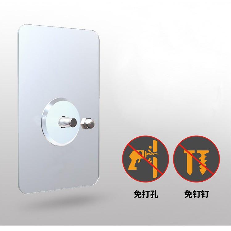 Combo 10 Miếng dán tường ốc vít treo đồ gia đình không cần khoan tường - OVIT