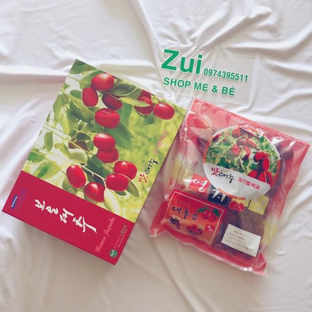 Lẻ Táo đỏ sấy khô gói ~ 200g Hàn Quốc