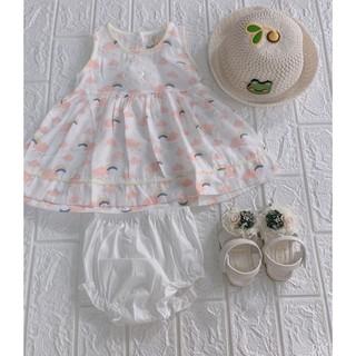 Váy đi kèm quần chíp cho bé 5-12kg