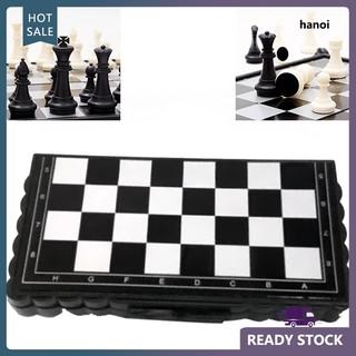 Bộ cờ vua trò chơi đế hít nam châm tiện dụng