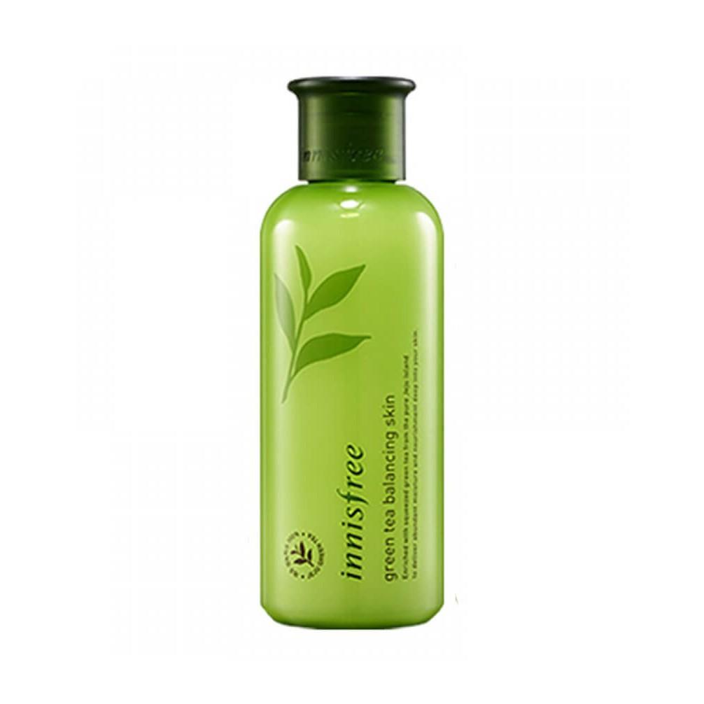 Nước Hoa Hồng Green Tea Balancing Skin 200ml - 3292904 , 836453322 , 322_836453322 , 999000 , Nuoc-Hoa-Hong-Green-Tea-Balancing-Skin-200ml-322_836453322 , shopee.vn , Nước Hoa Hồng Green Tea Balancing Skin 200ml