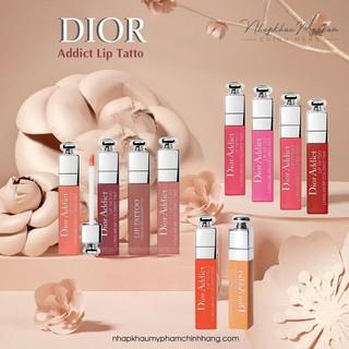 [Auth] Son Dior Addict Lip Tattoo Long Wear Colored Tint