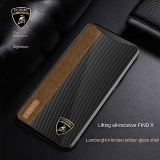 Ốp Lưng In Hình Logo Lamborghini Cá Tính Cho Oppo Findx