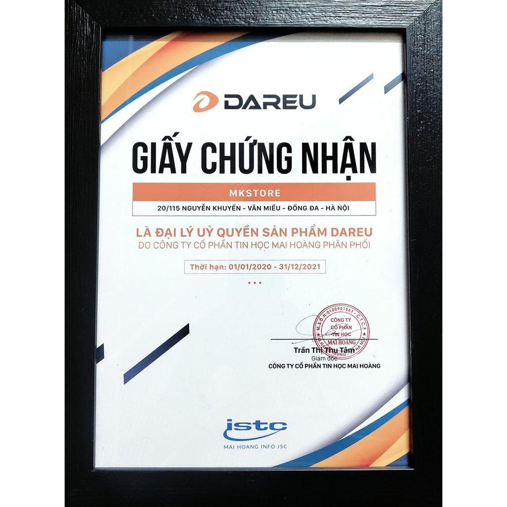 [Mã 267ELSALE hoàn 7% đơn 300K] Chuột Dareu EM928 Sparta Gaming PixArt PMW3389 LED RGB
