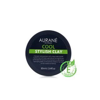 [ CHÍNH HÃNG PHÁP- DEAL SỐC] Sáp vuốt tóc nam AURANE COOL STYLING CLAY 80ml - Giữ nếp cao, hút dầu tốt