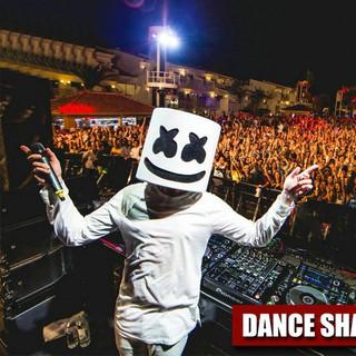 Mặt nạ hóa trang DJ MARSHMELLO có đèn LED PTIỆN LỢI