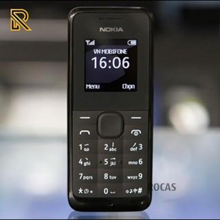 Điện thoại nokia 105 chính hãng bền đẹp Bảo Hành 12 tháng