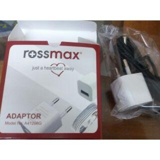 Adapter máy đo huyết áp bắp tay Rossmax