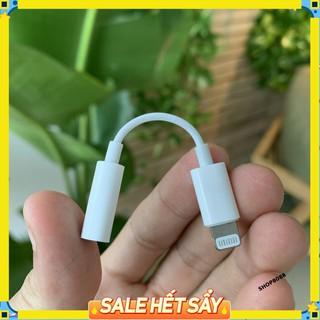 Jack chuyển đổi tai nghe 3.5 sang Lightning iphone 7, 7plus, 8, 8plus , 12 Kết nối bluetooth lỗi 1 đổi 1 thumbnail