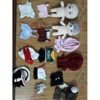 Doll V bts + outfit 20cm