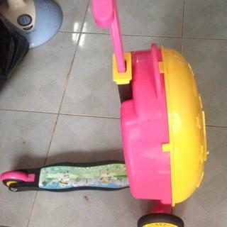 xe scoster vali kéo cho bé