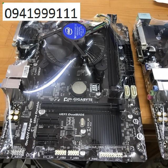 [0941999111] Combo H81+G3220+Fan zin