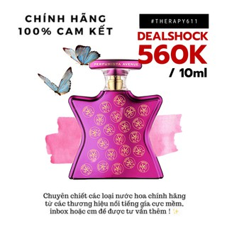 [SALE].. Mẫu thử nước hoa Bond no9 Perfumista Avenue (5ml 10ml 20ml) .. thumbnail