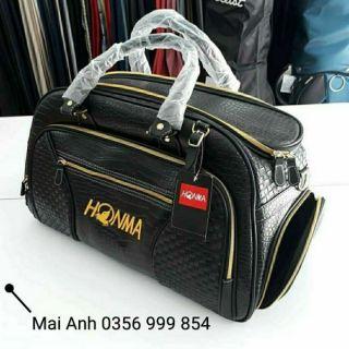 ( FREESHIP 99K ) Túi đựng quần áo Honma 60 năm thumbnail
