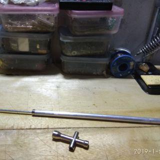 Láp 3mm bạc đạn 10-20cm