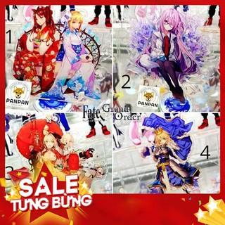 Mô Hình Standee Acrylic Anime Hình FGO 5 – Hàng nhập khẩu