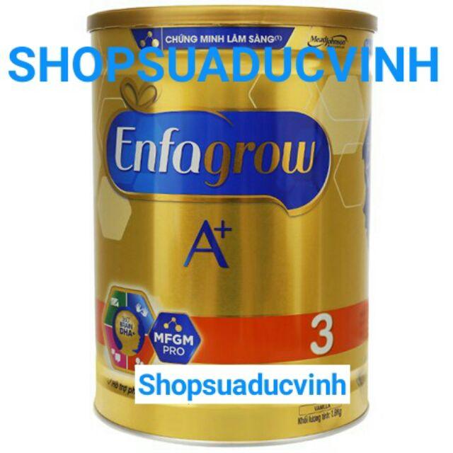 (TKB0718W1B giảm 20k) Sữa bột Enfagrow A+ 3 1.8kg DHA+ và MFGM PRO - 2551092 , 391741571 , 322_391741571 , 895000 , TKB0718W1B-giam-20k-Sua-bot-Enfagrow-A-3-1.8kg-DHA-va-MFGM-PRO-322_391741571 , shopee.vn , (TKB0718W1B giảm 20k) Sữa bột Enfagrow A+ 3 1.8kg DHA+ và MFGM PRO