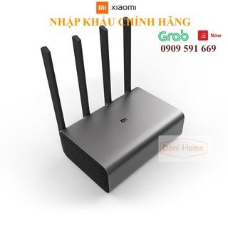 [HÀNG CÓ SẴN]Router Xiaomi Pro R3P AC 2600 |Xiaomi 6 AX1800 RA67- Fullbox- BH 6 tháng