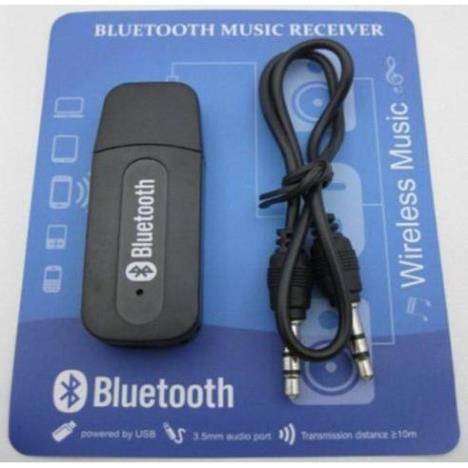 USB Bluetooth H163 Biến Loa Thường Thành Loa Bluetooth