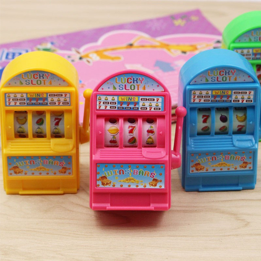 【COD】😺Kids Winning Games Machine Lottery Candy Gift Small Toys
