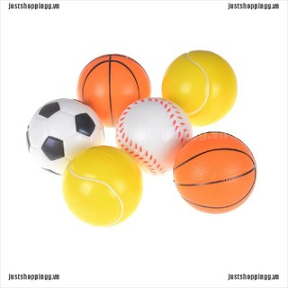 WY 10cm PU Sponge anti stress ball surprise bouncy antistress toy squishy slow rising football kids funny gadgets NN