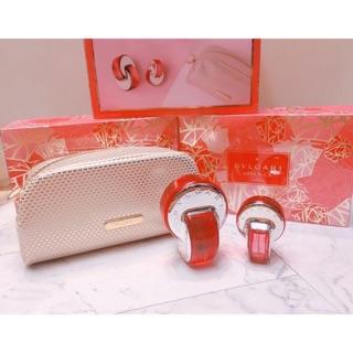 Set nước hoa chính hãng Bvl Omnia Coral for Women 65ml + 15ml thumbnail