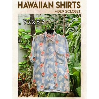ÁO SƠ MI HOẠ TIẾT HAWAII 2HAND VINTAGE – áo sơ mi hawaii