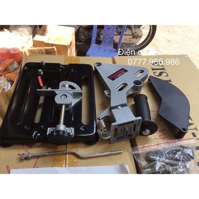 Đế mài TZ-6103 chuyển máy mài thành máy cắt mini siêu dày siêu bền