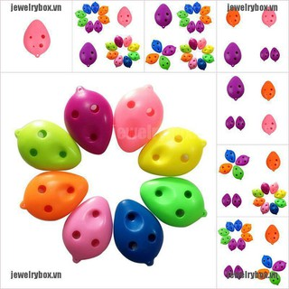 JX 6 Hole treble C ABS Plastic small Ocarina for Beginner[VN]
