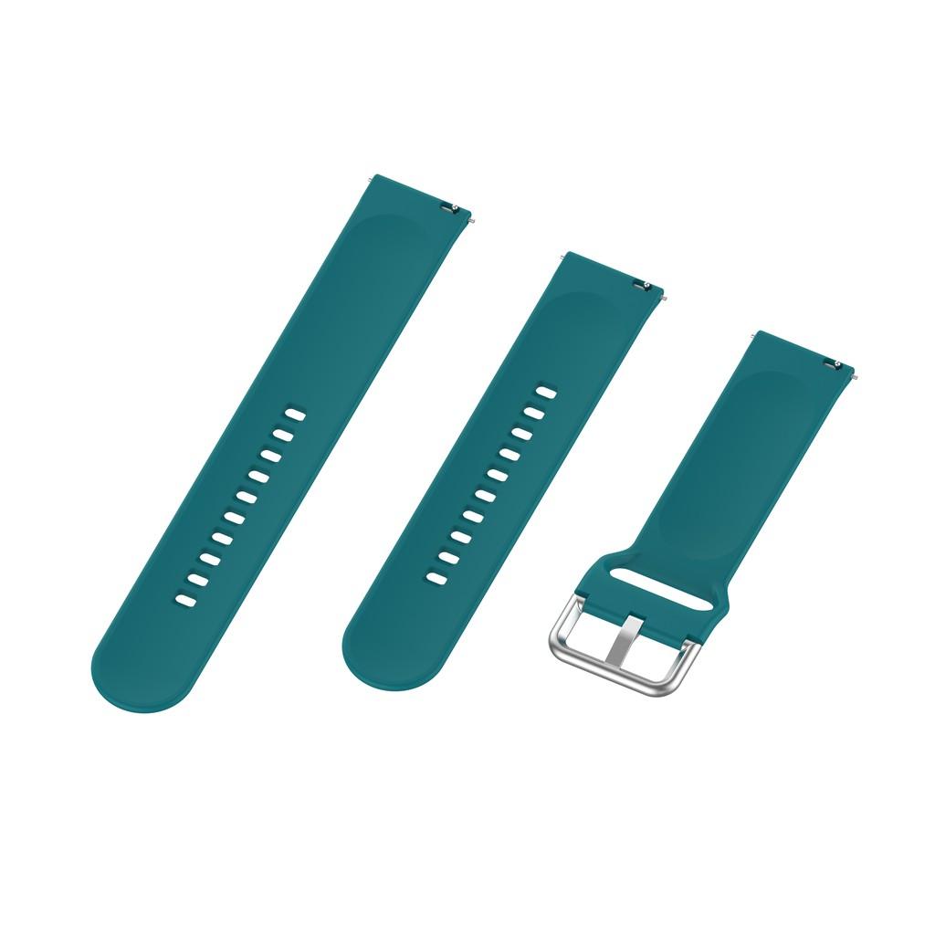 Dây đeo phối khóa 44mm 40mm thay thế cho đồng hồ thông minh Samsung galaxy watch active 2