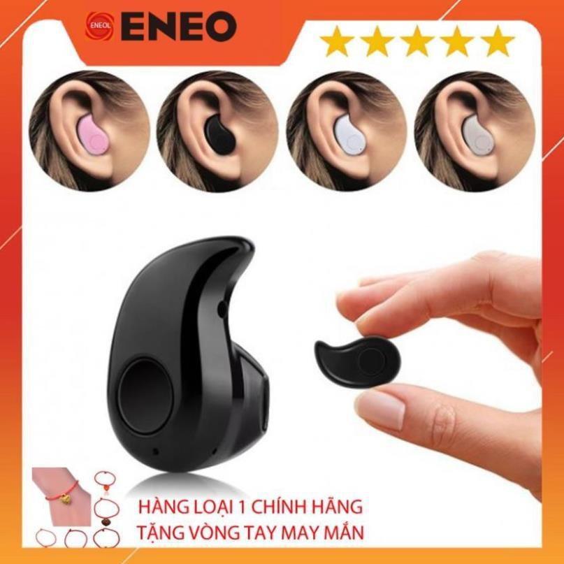 Tai Nghe Bluetooth Nhí Mini ENEO S530 Nhét Tai Không Dây, Âm Thanh Cực Ấm Kết Nối Được Với Tất Cả Các Dòng Điện Thoại