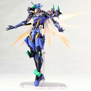 Mô hình nhân vật Neon Genesis Evangelion dùng để trang trí đẹp mắt]