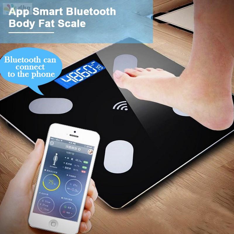 Cân Điện Tử Thông Minh Kết Nối Bluetooth