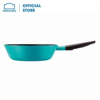 [Mã LIFELOCK07 giảm 8% tối đa 50K đơn 99K] Chảo sâu lòng Lock&Lock Minimal Wok Pan 28cm - màu xanh LJM2285 thumbnail