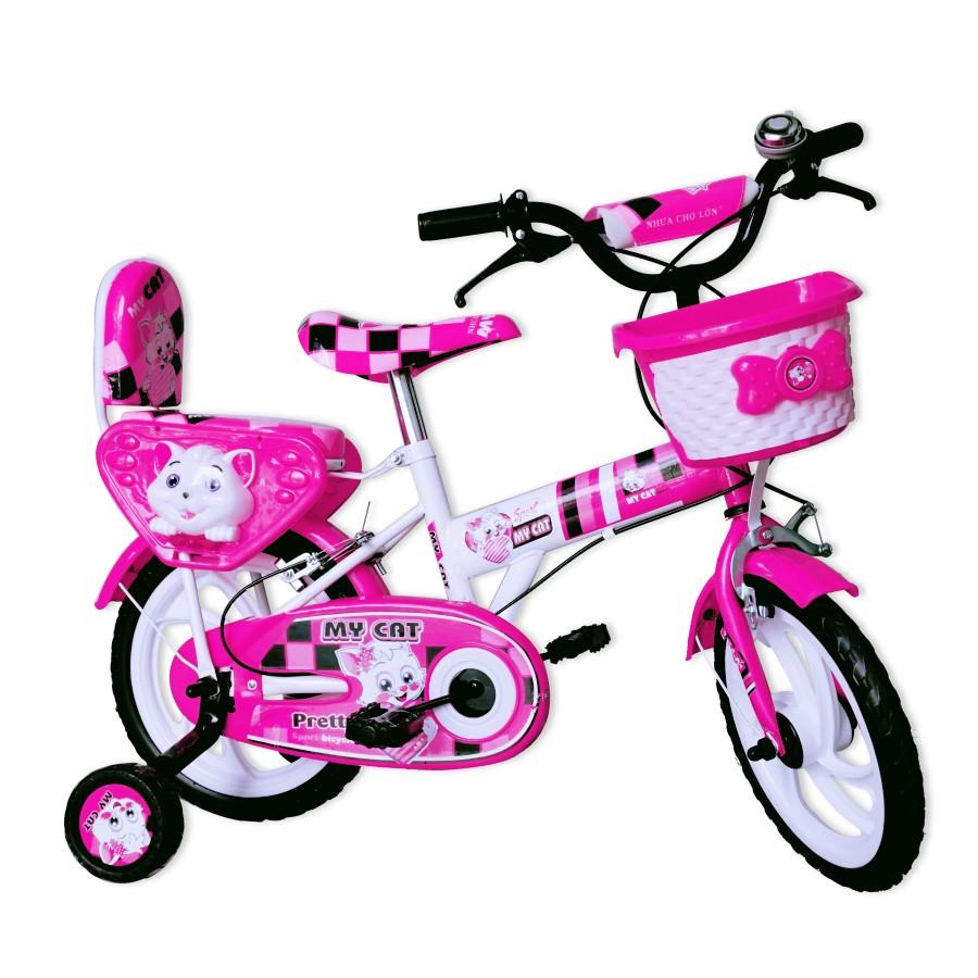 Xe đạp trẻ em Nhựa Chợ Lớn 14K88 - M161