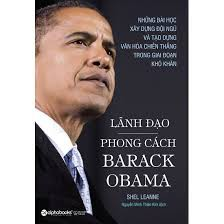 Sách - Lãnh Đạo Phong Cách Barack Obama