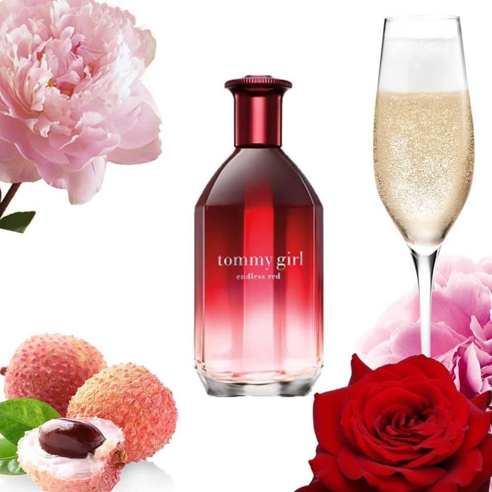 Nước hoa nữ Tommy Girl Endless Red của hãng TOMMY HILFIGER 100ml ...