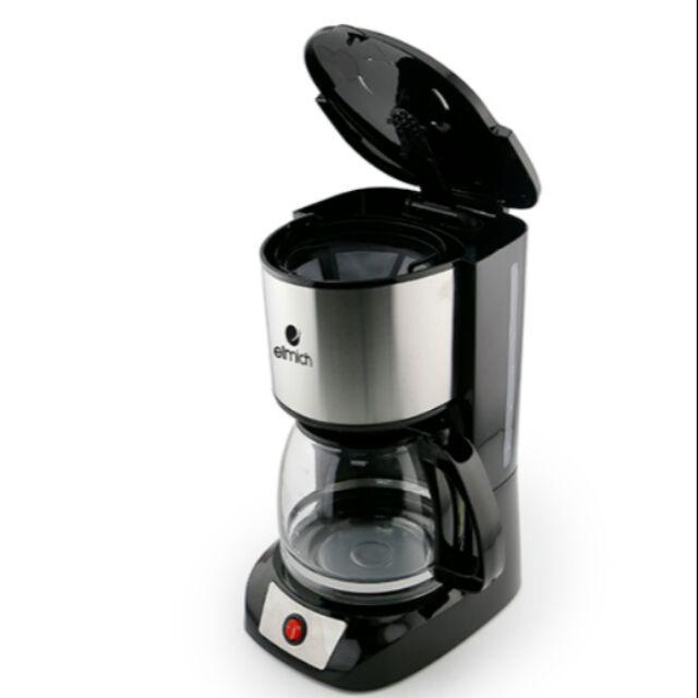 Máy pha cà phê elmich(100% chính hãng)