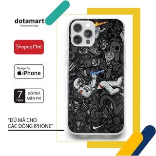 Ốp lưng iphone cao cấp Derma chống sốc chống bẩn chống bụi TS17 cho dòng iphone xs,xr,11,11 pro ,12,12 mini,12 promax thumbnail