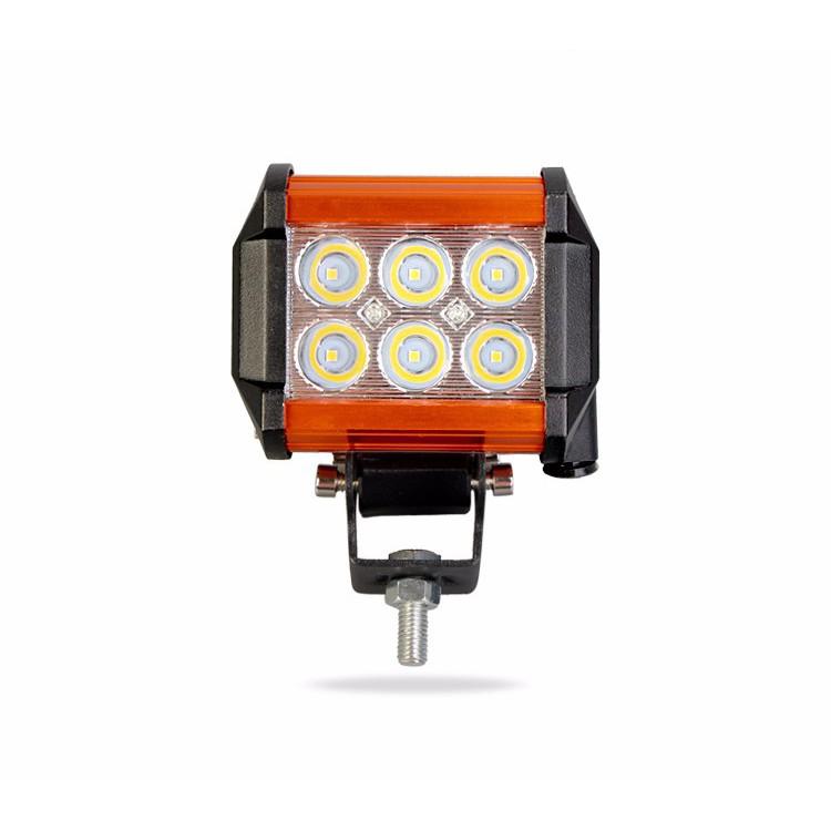 Đèn pha led trợ sáng C6 thế hệ mới gắn ô tô xe máy (màu cam) - 2678414 , 584406399 , 322_584406399 , 199000 , Den-pha-led-tro-sang-C6-the-he-moi-gan-o-to-xe-may-mau-cam-322_584406399 , shopee.vn , Đèn pha led trợ sáng C6 thế hệ mới gắn ô tô xe máy (màu cam)