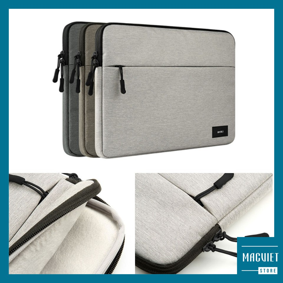 Túi Chống Sốc Laptop, Macbook Anki (Full Size) T004