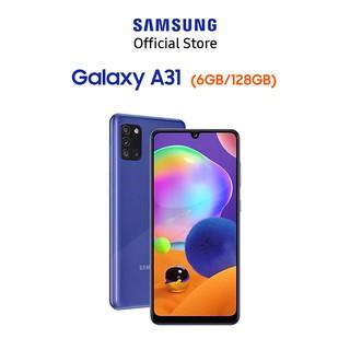 Điện Thoại Samsung Galaxy A31 6GB 128GB - Hàng Chính Hãng thumbnail