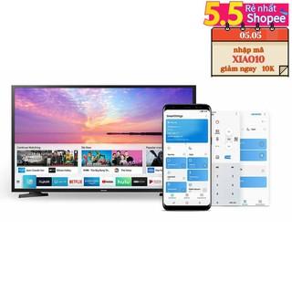 Smart Tivi LED kính cường lực Kuking 32 4k wifi DVB t2 Inch UA32N4300AKXXV - Chính Hãng Phân Phối