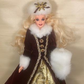 Búp bê barbie holiday vintage