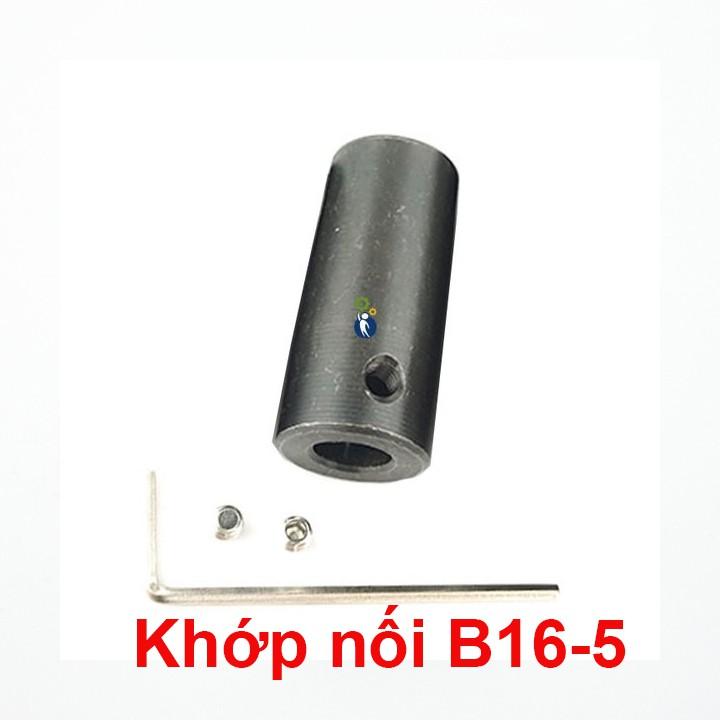 Khớp Nối Giữa Măng Ranh B16 và Motor 775 Trục 5mm