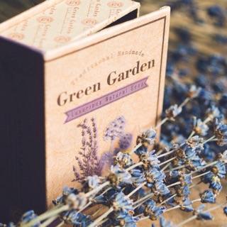 [Tặng dưỡng trắng da tay 60k] Xà phòng Green Garden cao cấp Oải Hương Phong Lữ thumbnail