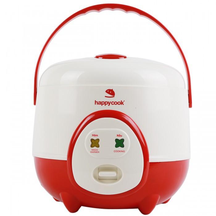 Nồi cơm điện Happy Cook 0.6L HC-060 R